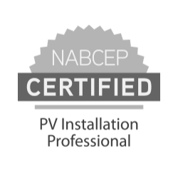 NABCEP Certified Logo