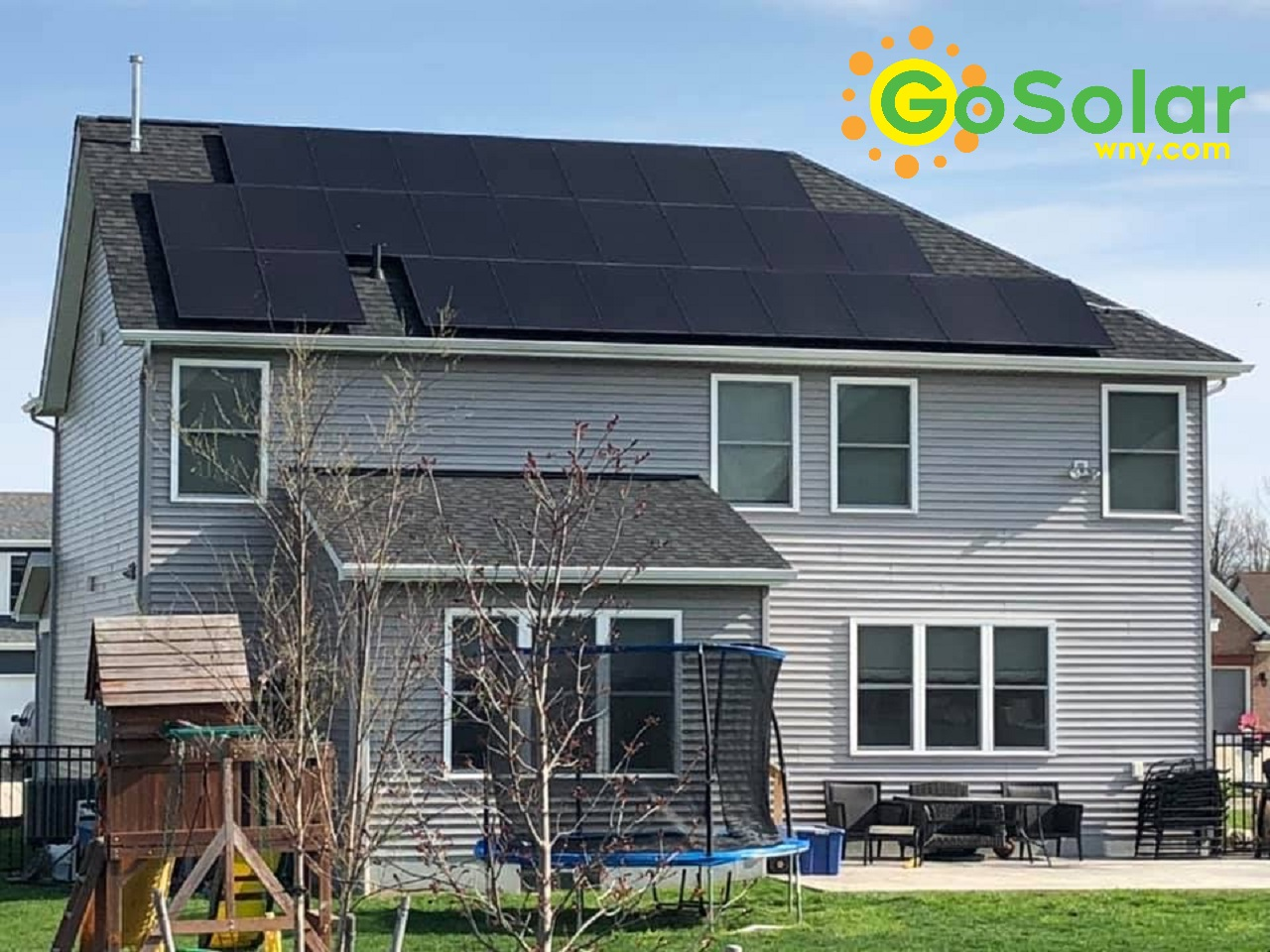 Rooftop Solar Panels Buffalo