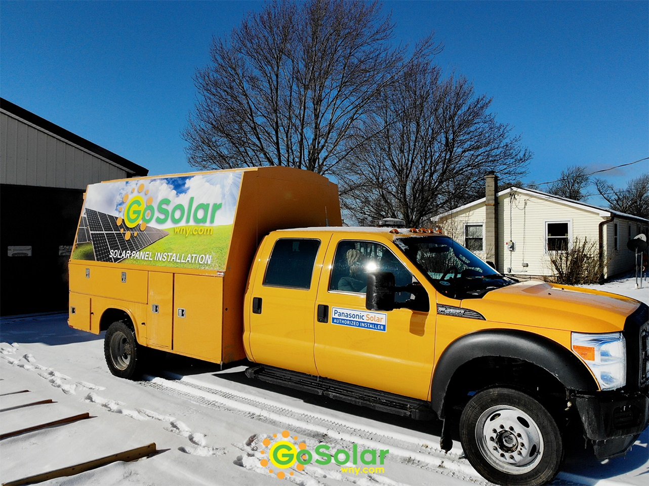 Best Solar Panel Installer in Niagara County