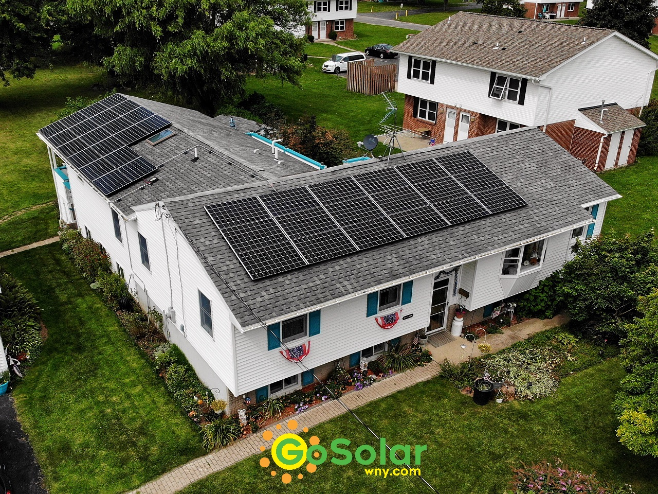 Solar Edge Optimized Solar Panels Lockport, NY