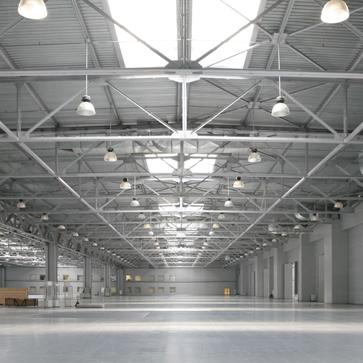 LED Lighting for Warehouse