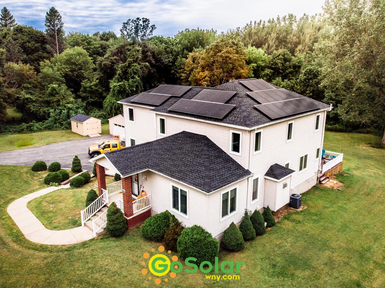 Panasonic Solar Panels, Solar Panel Installer, Rooftop Solar Panels